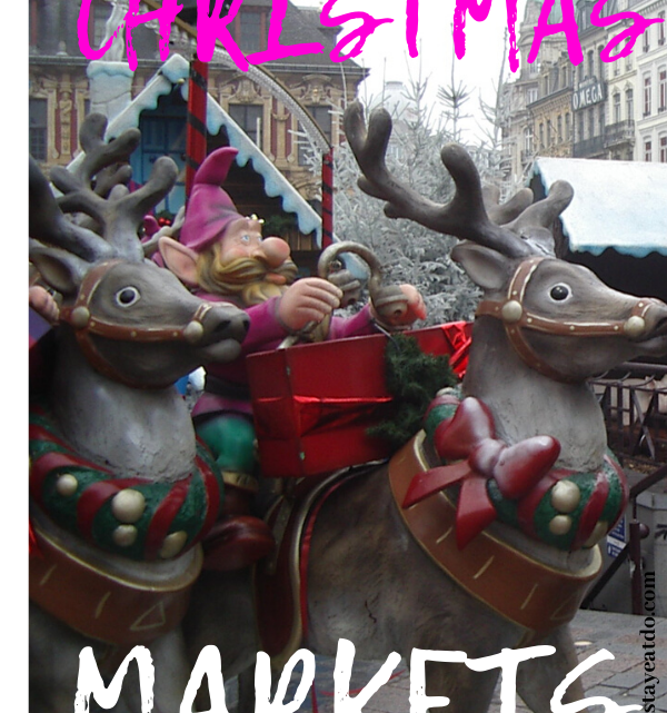 The Best Markets To Visit At Christmas In Europe.