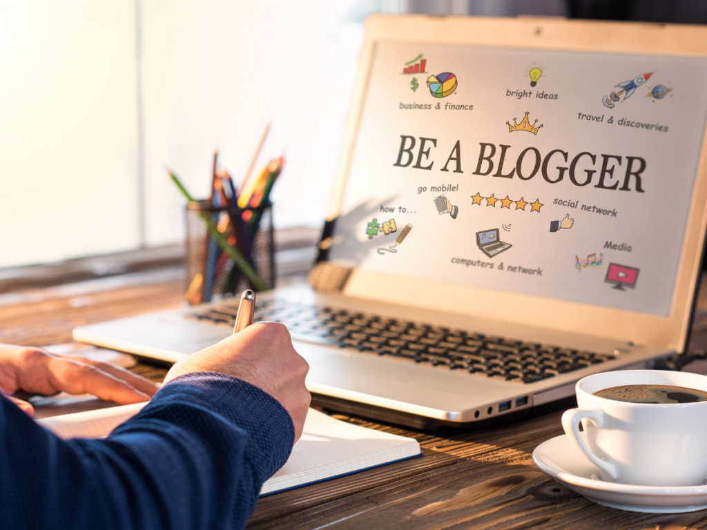 How To Start A Blog Australia - Be a blogger