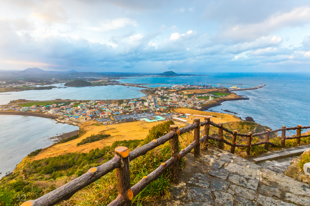 The Best Asia Holiday Destinations for Families - Jeju, South Korea