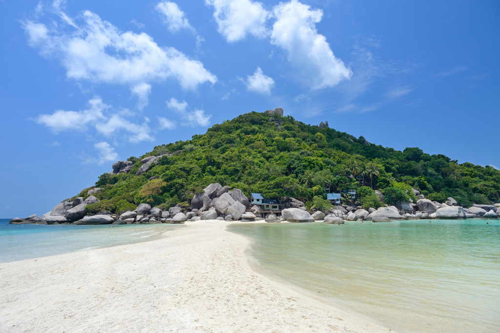 The Best Asia Holiday Destinations for Families - Koh Tao, Thailand