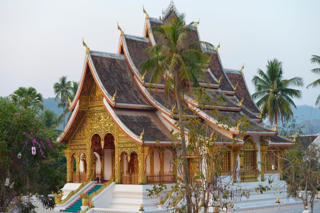 The Best Asia Holiday Destinations for Families - Luang Prabang, Laos