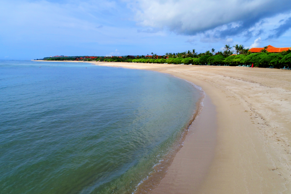 The Best Asia Holiday Destinations for Families - Nusa Dua, Bali, Indonesia