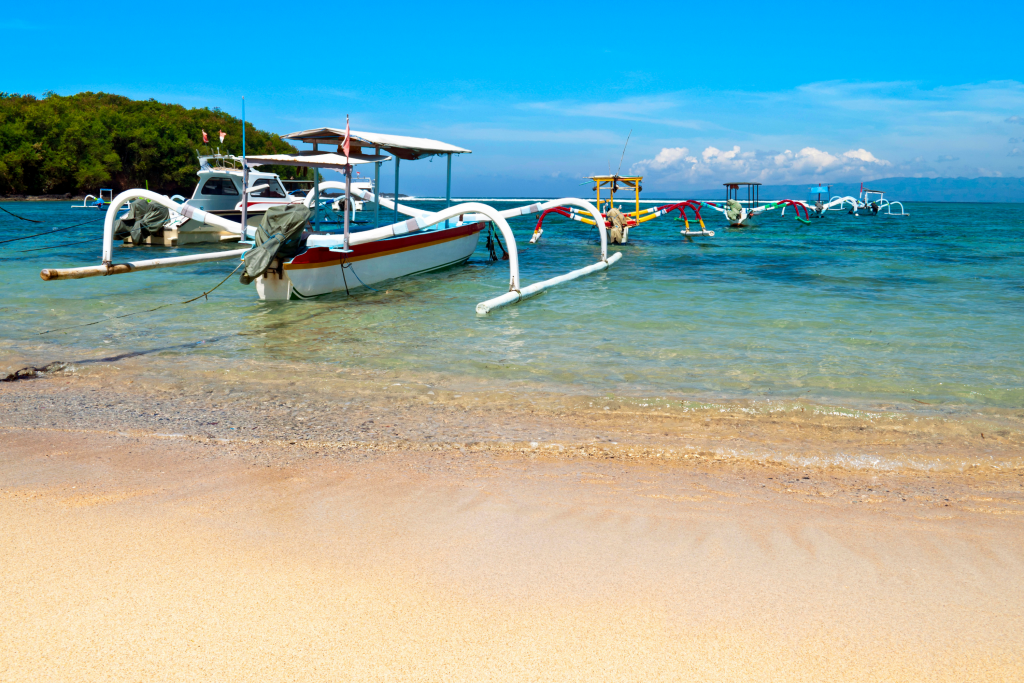 The Best Asia Holiday Destinations for Families - The Gili Islands, Indonesia