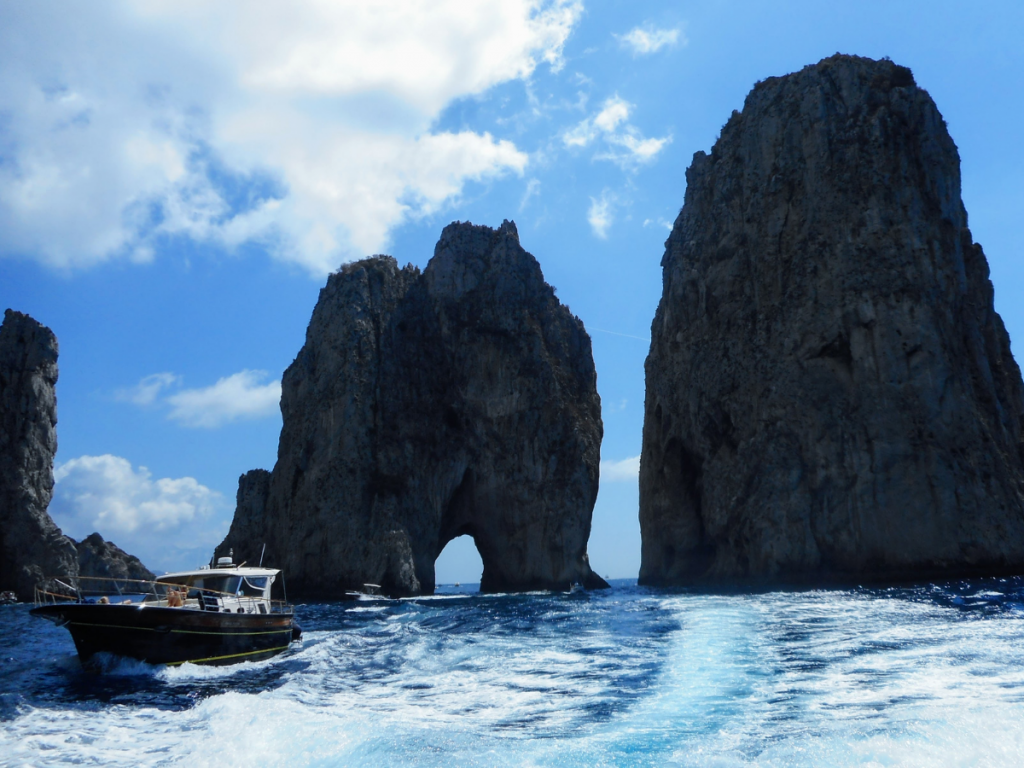 Best Europe Holiday Destinations for Families - Capri. Italy