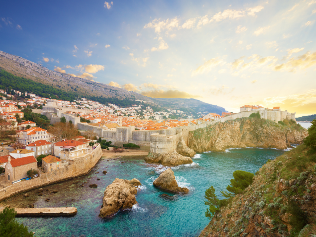 Best Europe Holiday Destinations for Families - Dubrovnik, Croatia