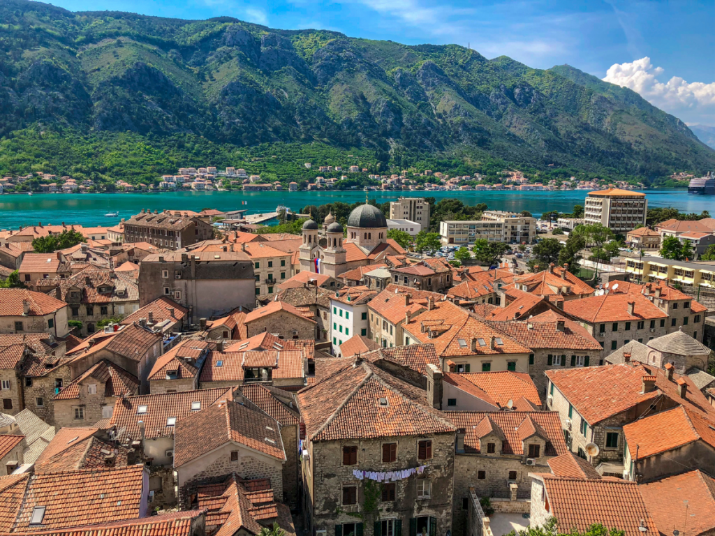 Best Europe Holiday Destinations for Families - Kotor, Montenegro