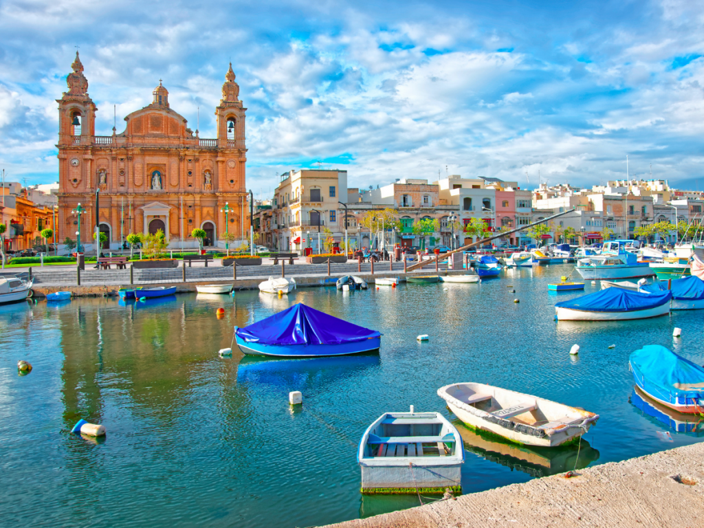 Best Europe Holiday Destinations for Families - Malta
