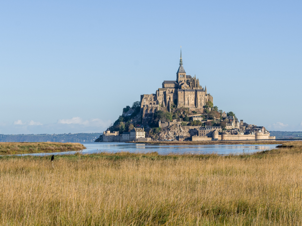 Holiday In Normandy - Mont Saint-Michel